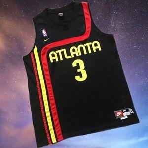 Atlanta Hawks Shareef Abdur-Rahim Jersey